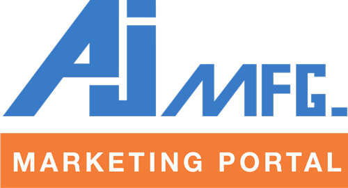 AJ Mfg. Marketing Portal